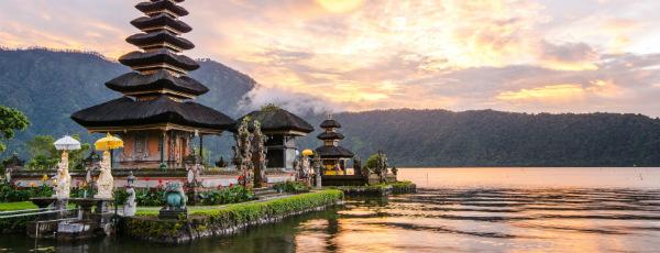Bali: Tropisches Archipel im indischen Ozean