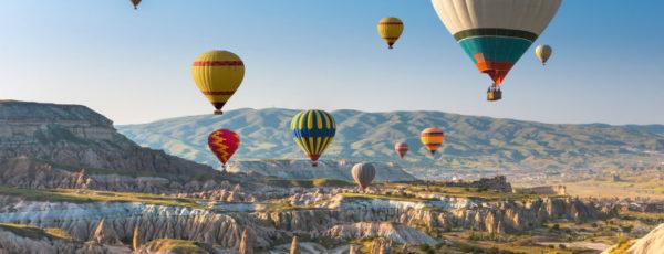 Ballonfahrt in Kappadokien – Das können Sie erwarten