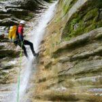 Canyoning - der neue Trend in den Bergen