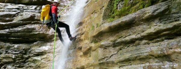 Canyoning – der neue Trend in den Bergen