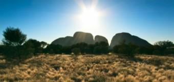 Einmal durch das Outback Australiens