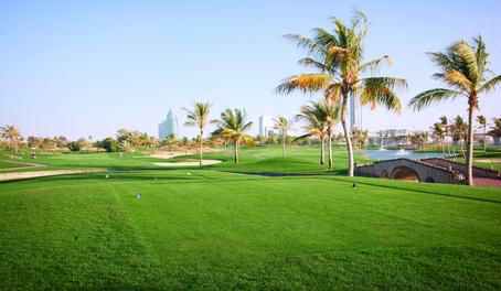 Golfreisen in den Vereinigten Arabischen Emiraten