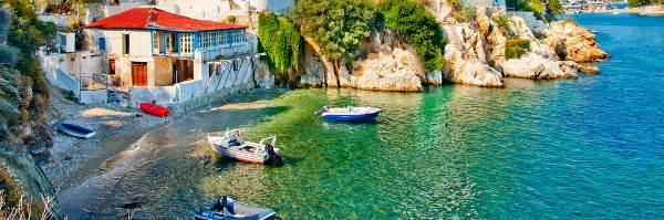 Angebote Clubanlagen: Preiswerte Urlaubsziele in Griechenland