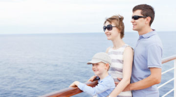 Kreuzfahrt Familie
