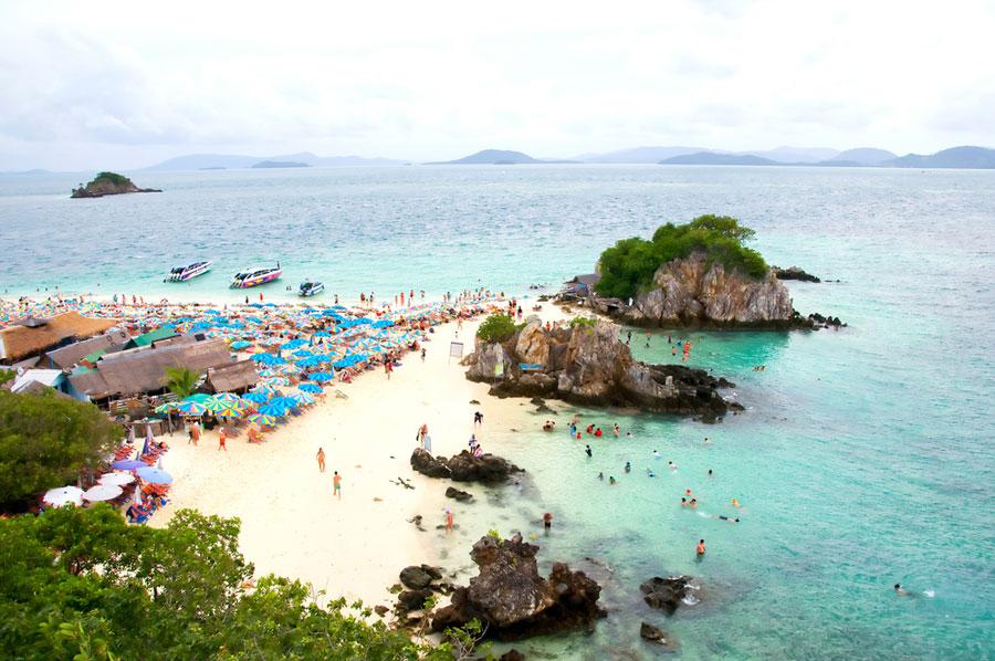 Insel Phuket Thailand 2014