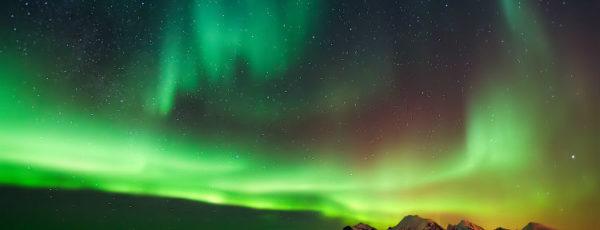 Atemberaubende Polarlichter in Europa entdecken