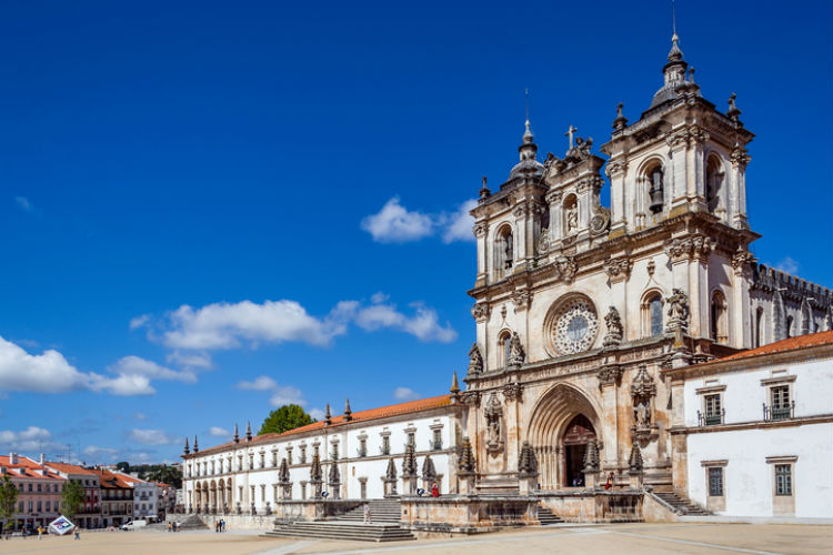Alcobaco Kathedrale in Portugal