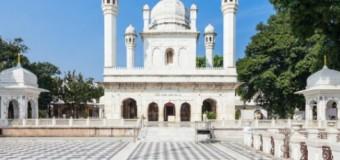 Reise zu den Tempeln Indiens
