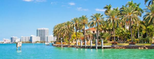 Florida: Strand von Miami