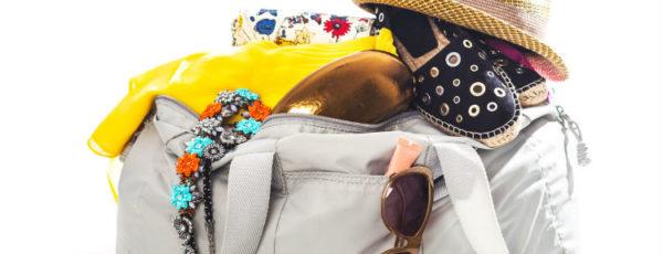 Weekender, Beauty Cases & Co. – Tipps zum Packen für den Kurztrip