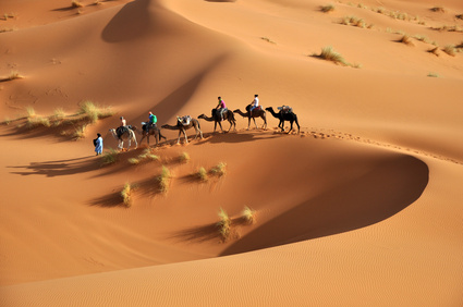 Rundreise durch den Süden Marokkos – abwechslungsreich und eine Oase für die Sinne