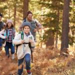 Wochenendausflüge mit Kindern - Spiel und Spaß für die ganze Familie