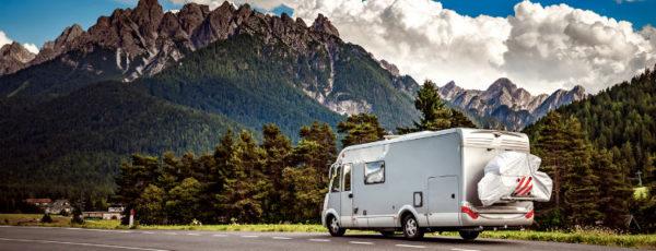 Mit dem Wohnmobil die schönsten Strecken und Reiseziele Europas entdecken