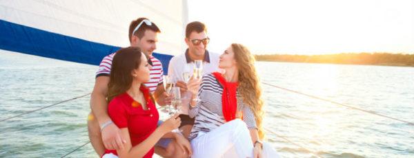 Yachturlaub – Urlaub auf dem Wasser entdecken