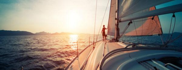 Yachtcharter – Urlaub mit Yacht