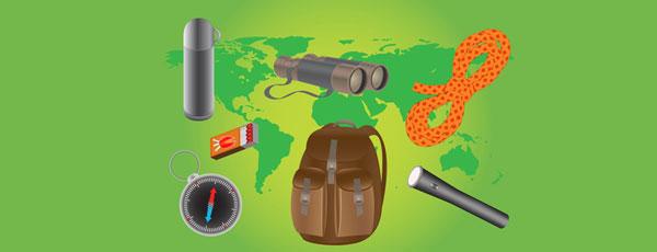 Ihr Backpacker Urlaub 2014 in Australien : diese Dinge gehören in Ihren Rucksack!