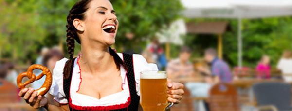 Wiesen Mädel - bayrische Lebensart