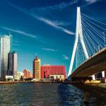 Sehenswürdigkeiten in Rotterdam - Zwischen Hafenviertel und City