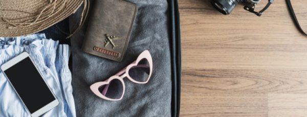 Koffer richtig packen – Die nächste Entdeckungsreise kann kommen!