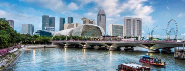 Singapur entdecken – riechen, sehen, schmecken