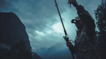 Angler in Norwegen