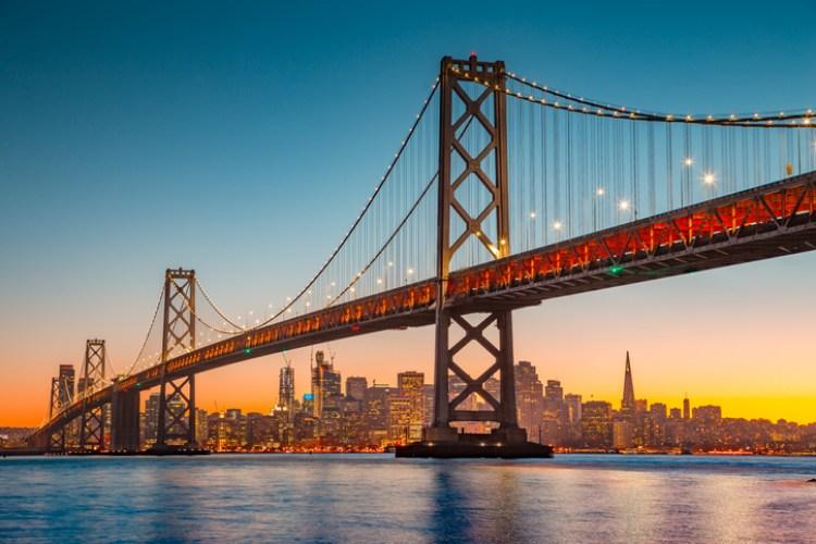 Wahrzeichen San Franciscos - Die Golden Gate Bridge