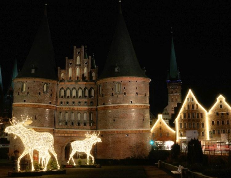 Lübeck zu Weihnachten