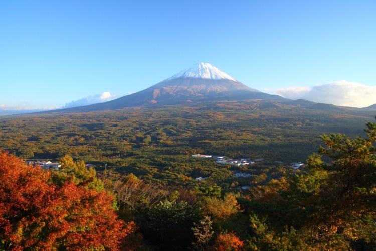 Der Mt. Fuji