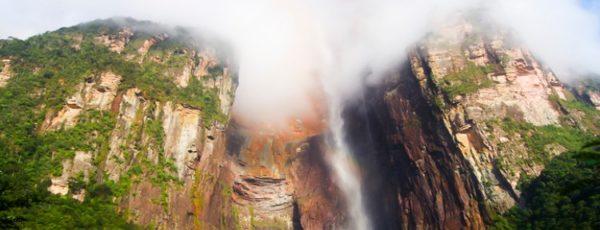 Besondere Urlaubsziele: Die 7 höchsten Wasserfälle der Welt