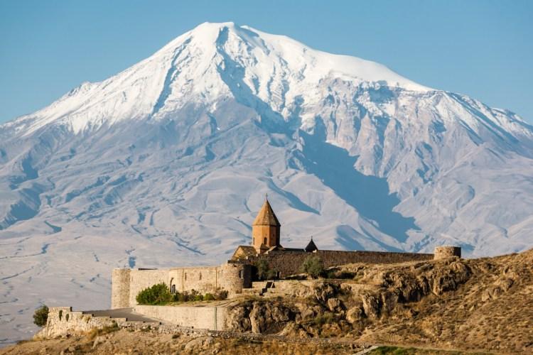Der Ararat Berg