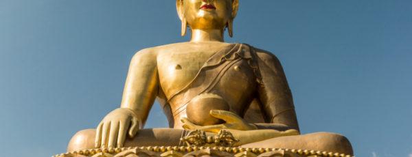 Thimphu – Bhutans Hauptstadt in den Wolken