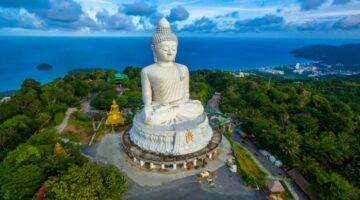 Buddha Phuket Statue