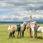 Mit dem Pferd durch die Mongolei - Meine aufregende Reise durch die Steppe