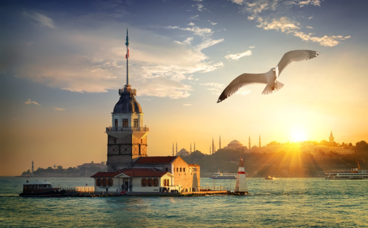Istanbul Leanderturm