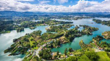 Kolumbien Landschaft