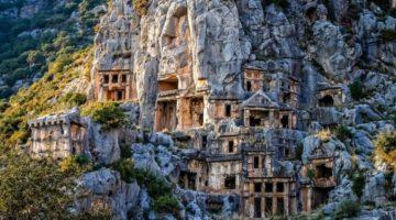 Myra: Eldorado für Wanderfreunde und Kulturliebhaber