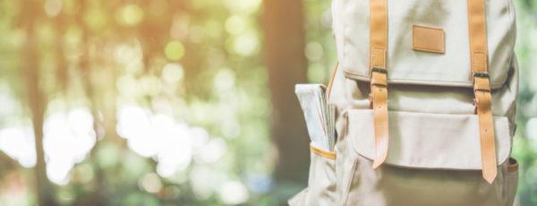 Dein Rucksack dein Begleiter – das muss er können