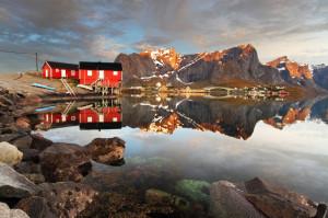 Dorf in Norwegen