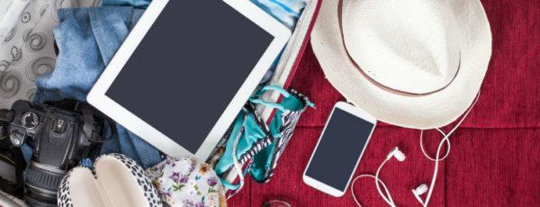 Die besten Reise Gadgets für den Urlaub