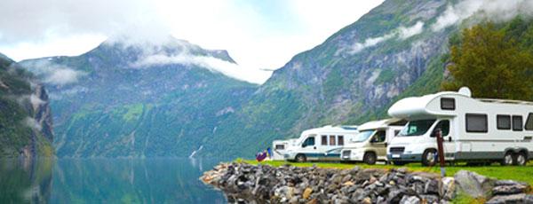 Top Campingplätze in Europa